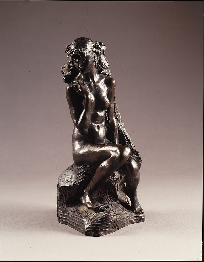 Camille Claudel, Young Girl with a Sheaf, ca. 1890