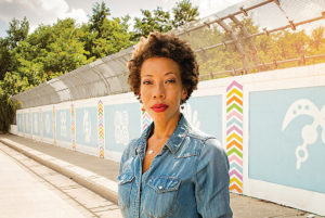 Amy Sherald (Photo from her official website)